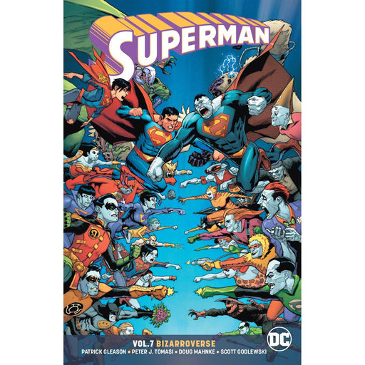 Superman TP Vol 07 Bizarroverse Rebirth-Georgetown Comics