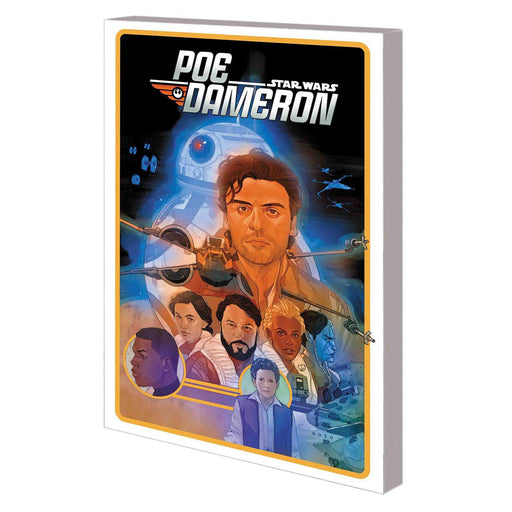 Star Wars Poe Dameron TP Vol 05 Spark Fire-Georgetown Comics