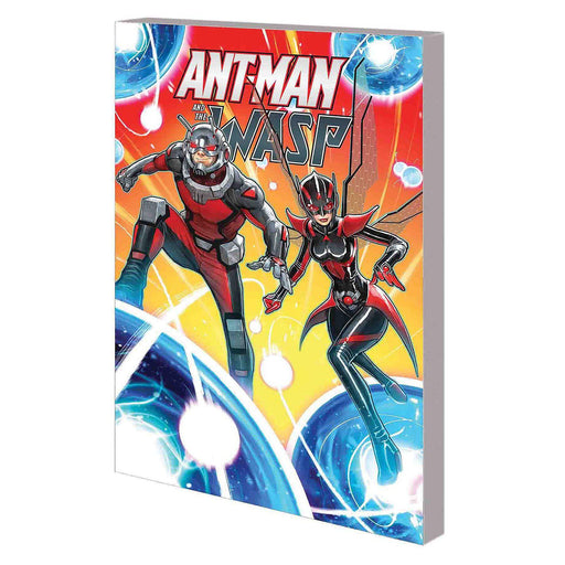 Ant-Man And Wasp TP Lost Found-Georgetown Comics