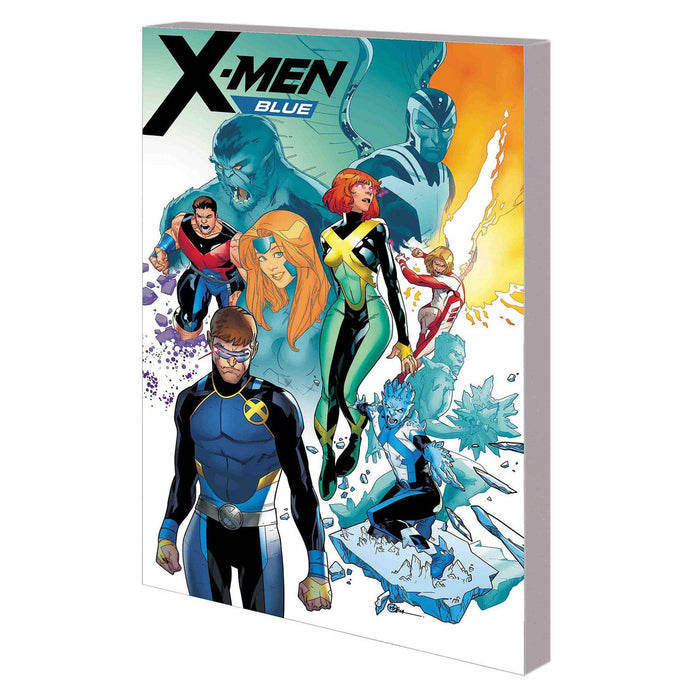 X-Men Blue TP Vol 05 Surviving Experience-Georgetown Comics