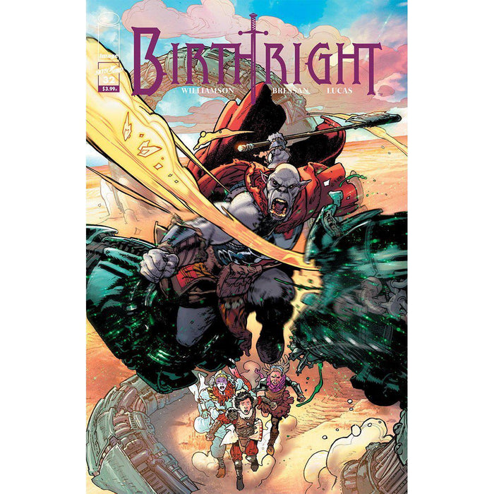 Birthright #32-Georgetown Comics