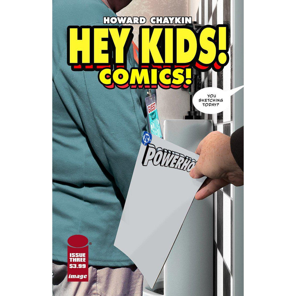 Hey Kids Comics #3 (MR)-Georgetown Comics