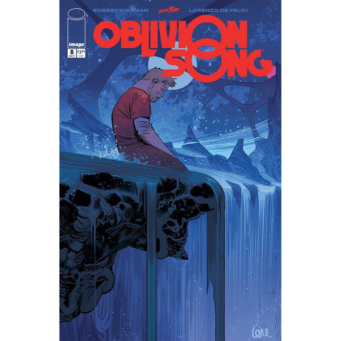 Oblivion Song By Kirkman & De Felici #8 (MR)-Georgetown Comics