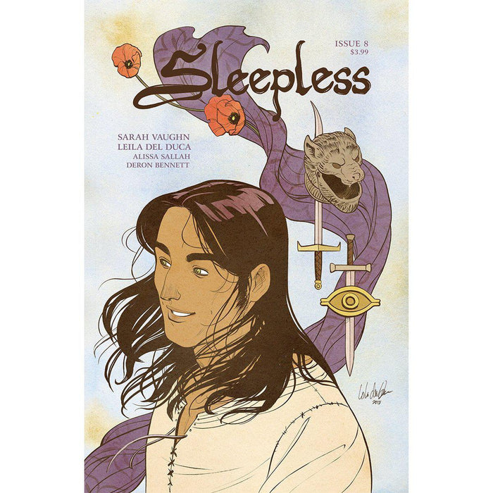 Sleepless #8-Georgetown Comics