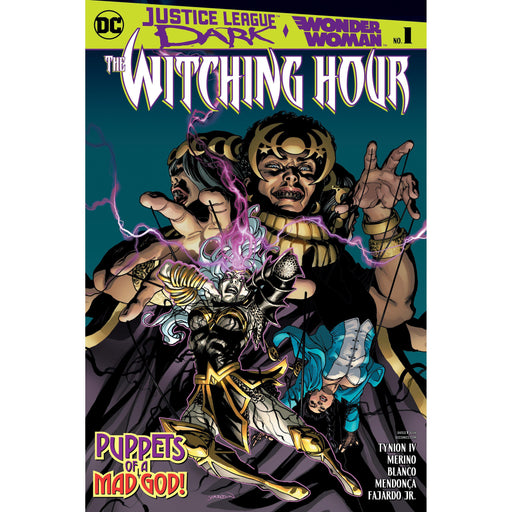 JL Dark & Wonder Woman The Witching Hour #1-Georgetown Comics