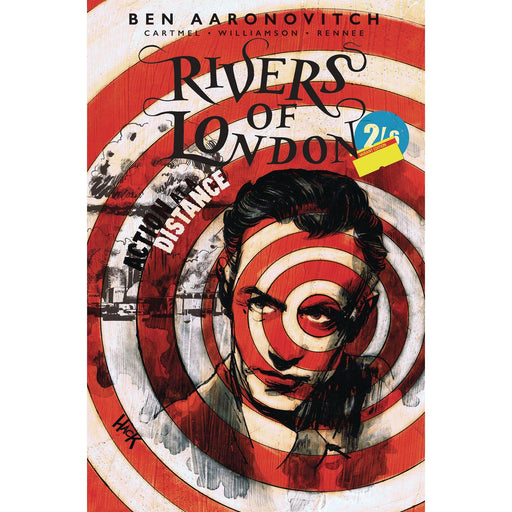 Rivers Of London #2 Action At A Distance (MR)-Georgetown Comics