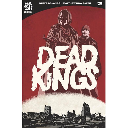 Dead Kings #2-Georgetown Comics