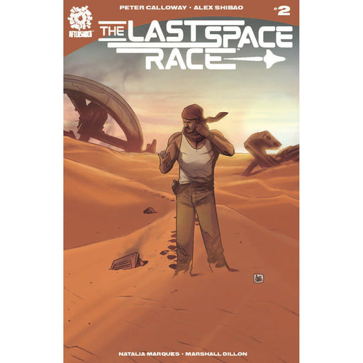 Last Space Race #2-Georgetown Comics