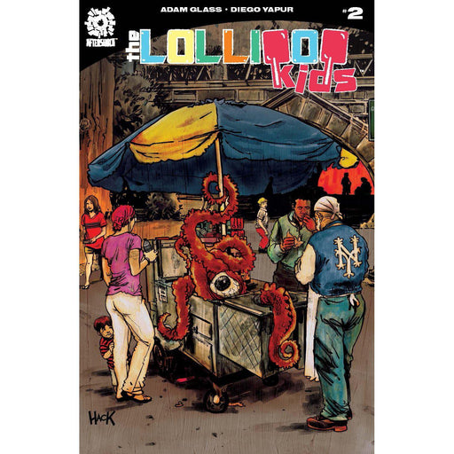 Lollipop Kids #2-Georgetown Comics