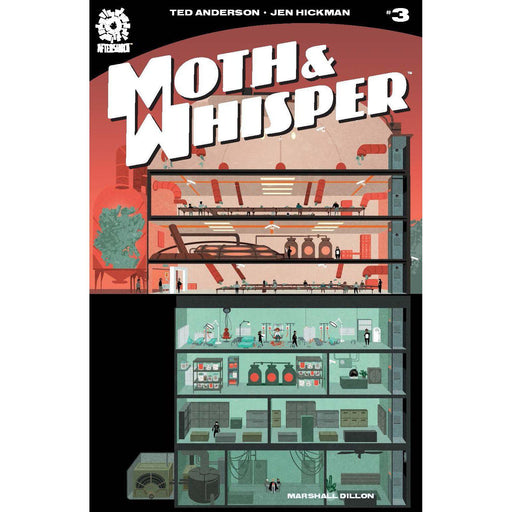 Moth & Whisper #3-Georgetown Comics