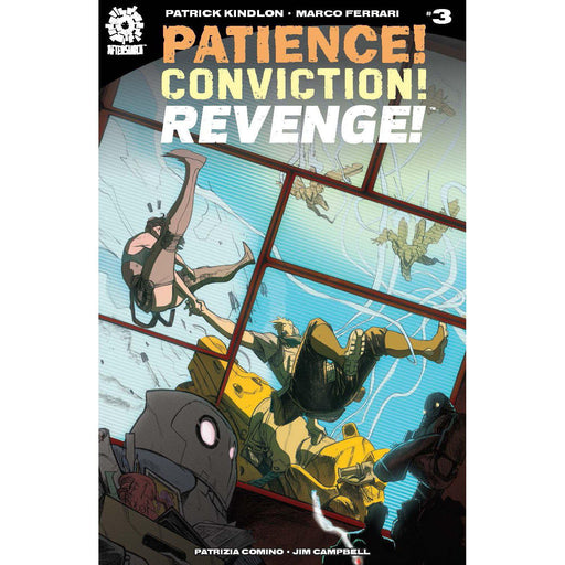 Patience Conviction Revenge #3-Georgetown Comics
