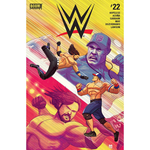WWE #22-Georgetown Comics