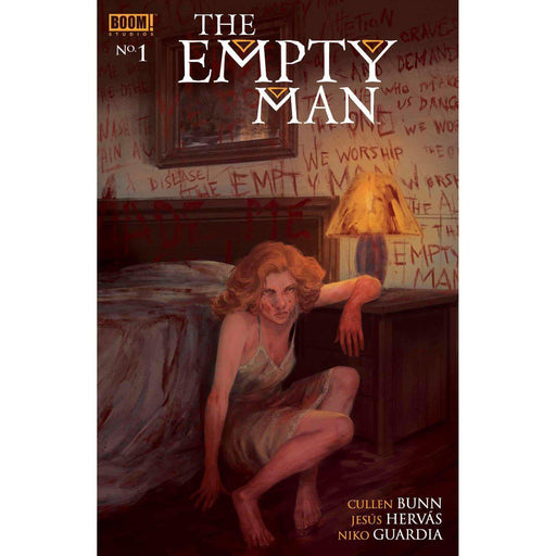 Empty Man #1 Main-Georgetown Comics