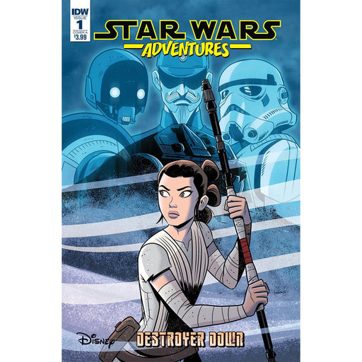 Star Wars Adventures #1 (Of 3) Destroyer Down-Georgetown Comics