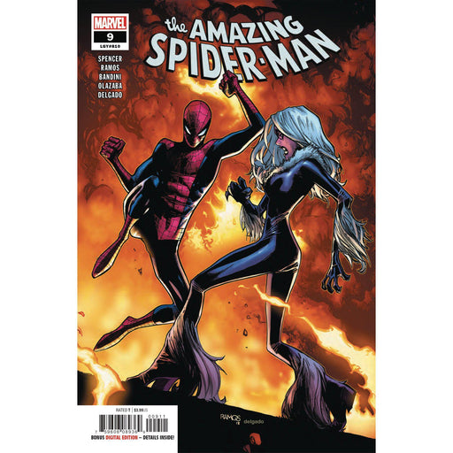 Amazing Spider-Man #9-Georgetown Comics