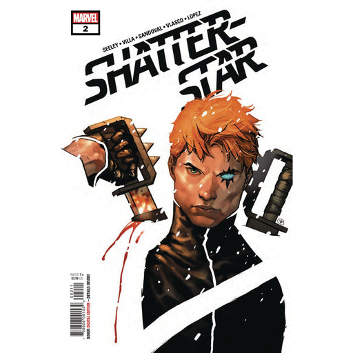Shatterstar #2 (Of 5)-Georgetown Comics