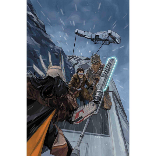 Star Wars Solo Adaptation #2 (Of 7)-Georgetown Comics