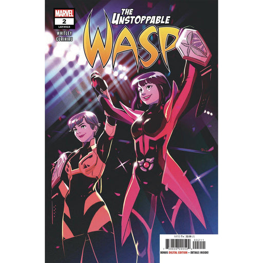 Unstoppable Wasp #2-Georgetown Comics