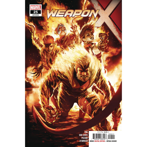 Weapon X #25-Georgetown Comics