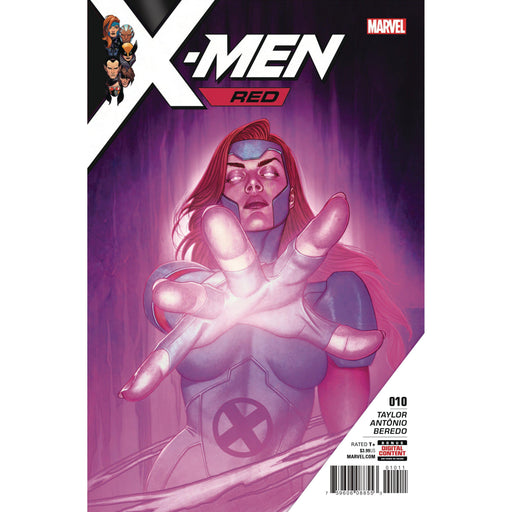 X-Men Red #10-Georgetown Comics