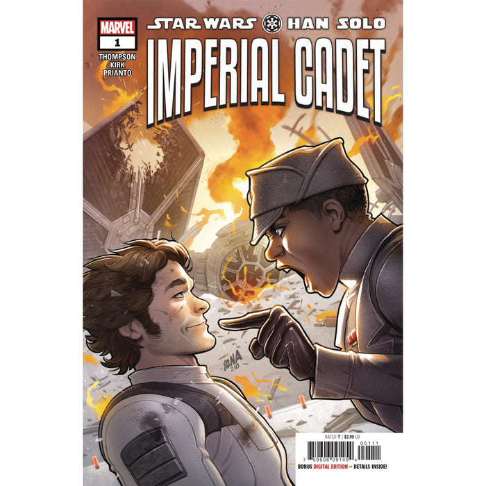 Star Wars Han Solo Imperial Cadet #1 (Of 5)-Georgetown Comics