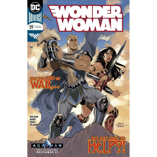 Wonder Woman #59-Georgetown Comics