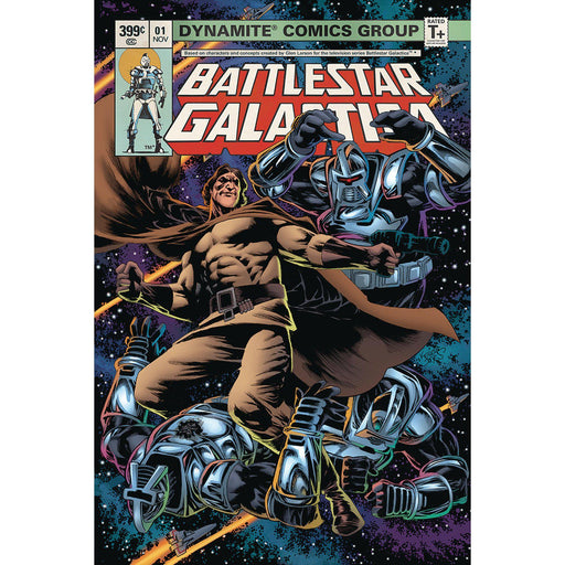 Battlestar Galactica Classic #1 Cvr A Jones-Georgetown Comics