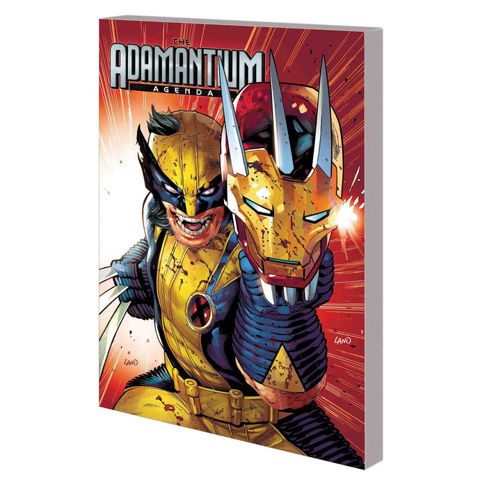 Hunt For Wolverine TP Adamantium Agenda-Georgetown Comics