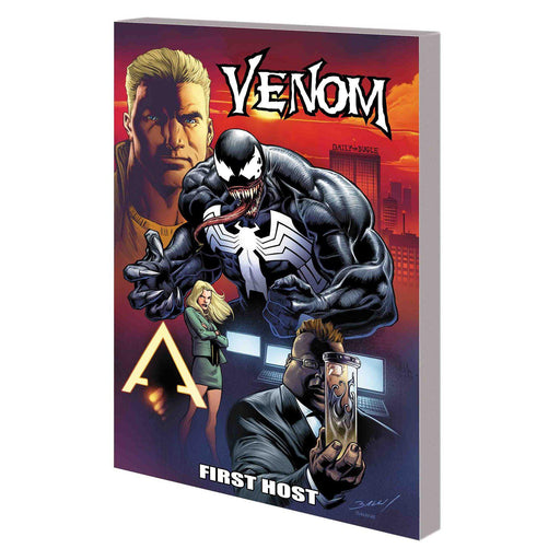 Venom First Host TP-Georgetown Comics