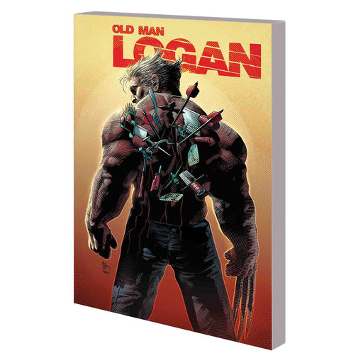 Wolverine Old Man Logan TP Vol 09 Hunter Hunted-Georgetown Comics