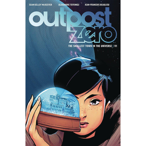 Outpost Zero TP Vol 01-Georgetown Comics