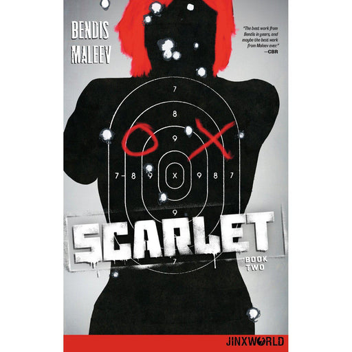 Scarlet TP Book 02 (MR)-Georgetown Comics