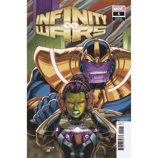 Infinity Wars #5 (Of 6) Lim Var-Georgetown Comics