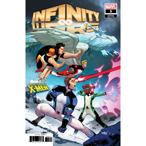 Infinity Wars #5 (Of 6) Marquez Uncanny X-Men Var-Georgetown Comics