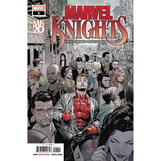 Marvel Knights 20th #1 (Of 6)-Georgetown Comics