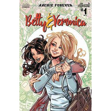 Betty & Veronica #1 (Of 5) Cvr B Braga-Georgetown Comics