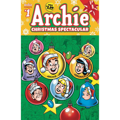 Archies Christmas Spectacular #1-Georgetown Comics