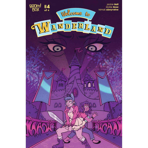 Welcome To Wanderland #4 (Of 4)-Georgetown Comics