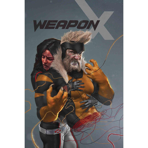 Weapon X #27-Georgetown Comics