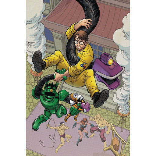 Mystery Science Theater 3000 #4 Cvr A Nauck-Georgetown Comics