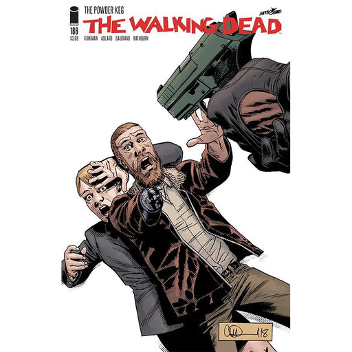 Walking Dead #186 Cvr A Adlard & Stewart (MR)-Georgetown Comics