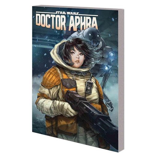 Star Wars Doctor Aphra TP Vol 04 Catastrophe Con-Georgetown Comics