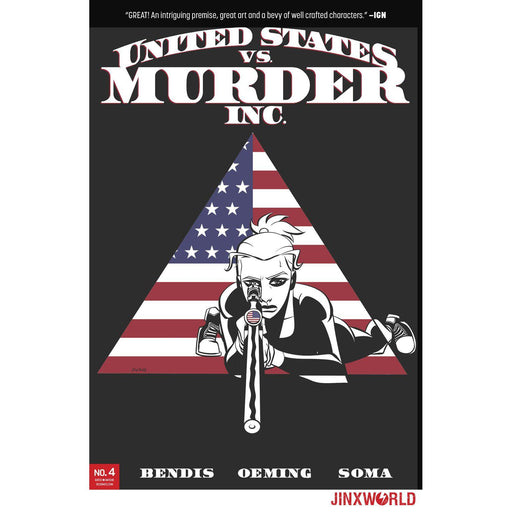 United States Vs Murder Inc #4 (Of 6) (MR)-Georgetown Comics