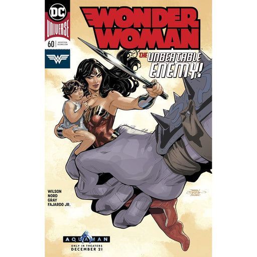 Wonder Woman #60-Georgetown Comics