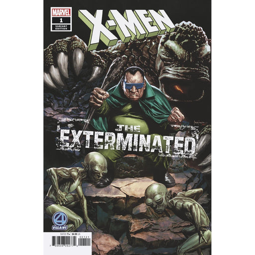 X-Men Exterminated #1 Suayan Fantastic Four Villains Var-Georgetown Comics
