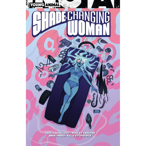 Shade The Changing Woman TP (MR)-Georgetown Comics
