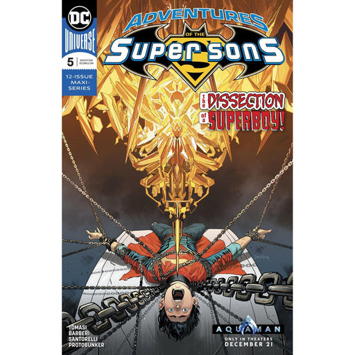 Adventures Of The Super Sons #5 (Of 12)-Georgetown Comics