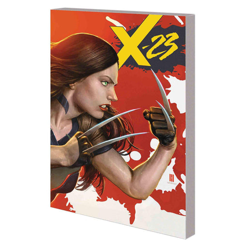 X-23 TP Vol 01 Family Album-Georgetown Comics