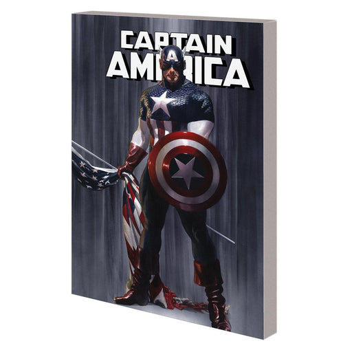 Captain America TP Vol 01 Winter In America-Georgetown Comics
