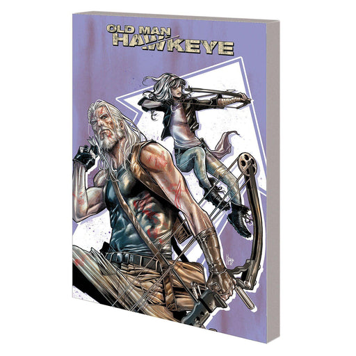 Old Man Hawkeye TP Vol 02 Whole World Blind-Georgetown Comics